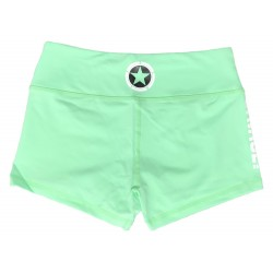 Booty Short Femme Sea Foam- Savage Barbell