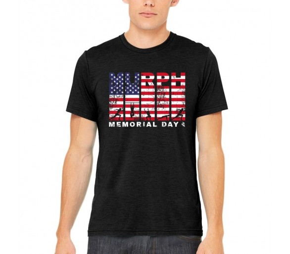 T-shirt Homme Murph america - Justhang