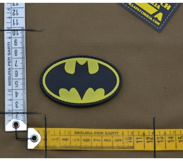 PVC Patch 'Batman' - Les patchs