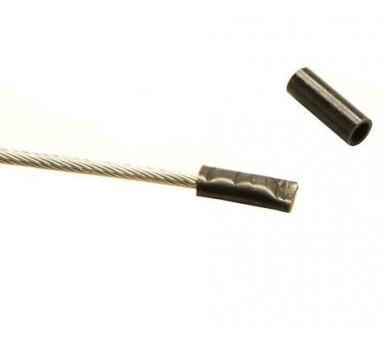 Metal Crimps for Jump Rope Cables x6