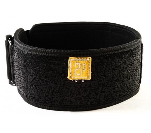 Black Magic Straight Belt weightlifting - 2POOD