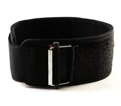 Black Magic Straight - Weightlifting Belt 2POOD - 4