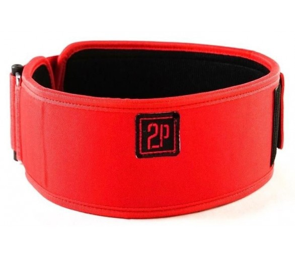 Red Kilo Straight Belt weightlifting - 2POOD