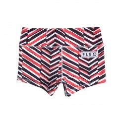 Chop It Chevron Short - Fleo