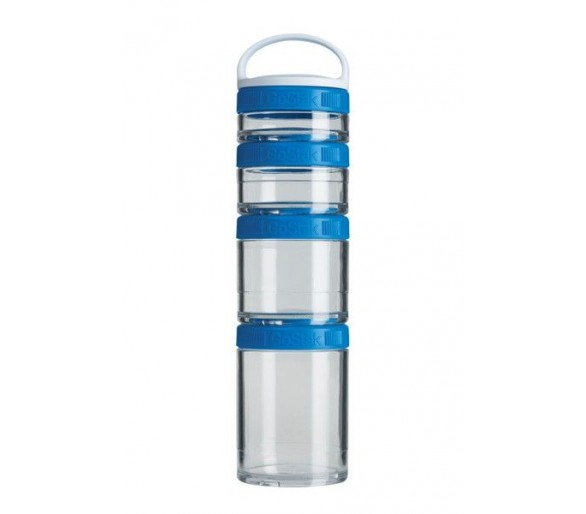 GoStak® Cyan Starter 4Pak - Blender Bottle