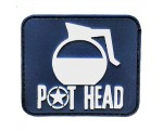 Patch Savage Barbell - Pot Head