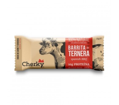 Beef Bar SPANISH BBQ (35g) - Cherky