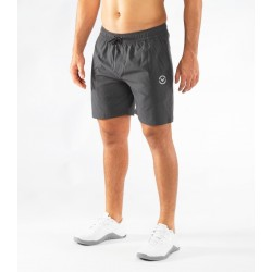ST9 EVO PERFORMANCE SHORT Charcoal / Silver - Virus