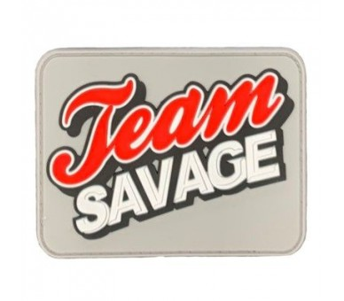 Team Savage - Patch Savage Barbell
