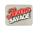 Patch Savage Barbell - Team Savage