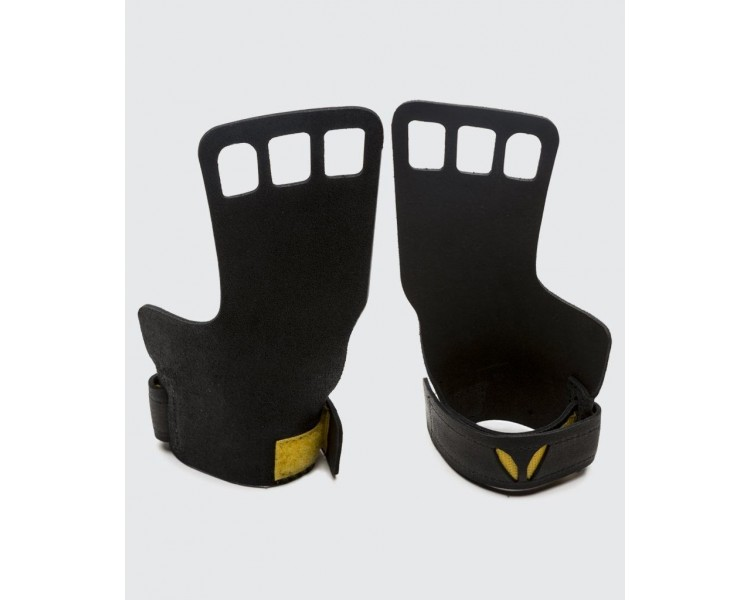 Victory Grips - 3 Fingers - Leather - Men Victory Grips - 2
