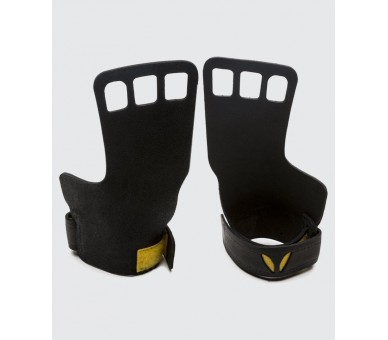Women - Victory Grips - Grips - 3 Fingers - Leather Victory Grips - 2
