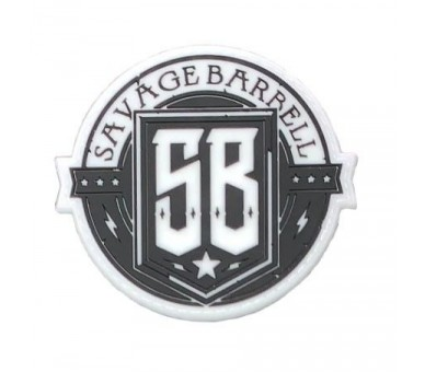 Circle Badge - Patch Savage Barbell