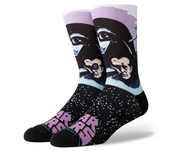 Chaussettes Stance Foundation DARTH VADER