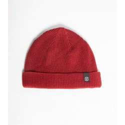 UCO68 | SLOUCHY BEANIE Red - Virus