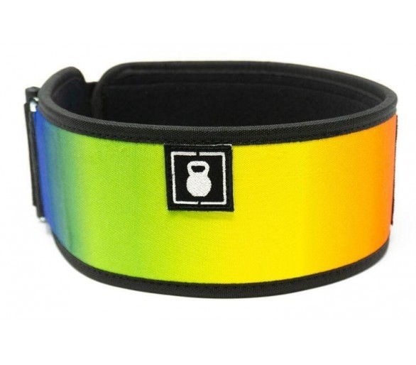 Rainbow Belt weightlifting - 2POOD