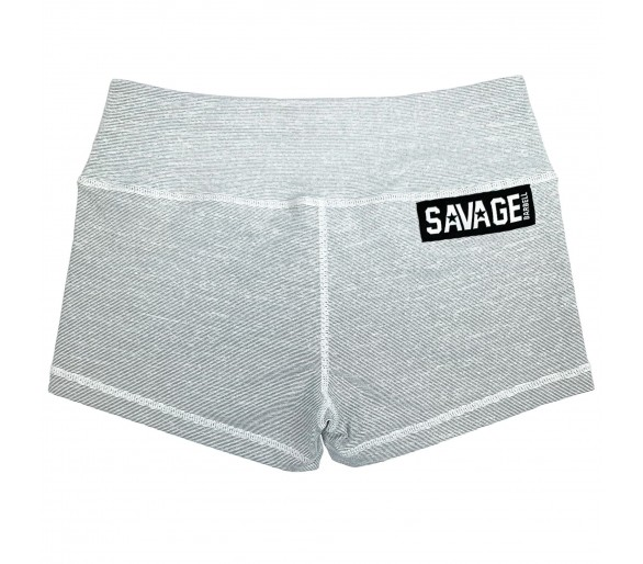 Booty Short Micro Stripe - Savage Barbell