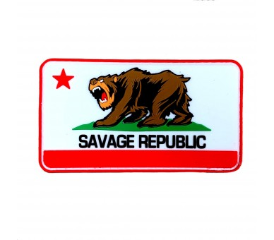 Savage Republic - Patch Savage Barbell
