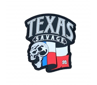 Texas Savage - Patch Savage Barbell