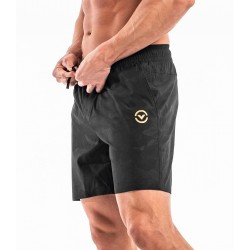 ST9 Evo Performance Shorts Limited Edition BlackCamo Gold - Virus