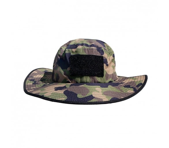 Bucket Hat (camo) - Born Primitive