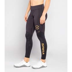 EAu21.5 Bioceramic V2 Compression Pants (Limited Edition Blackcamo Gold) - Virus