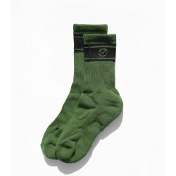 Chausette UCO77 (Green & Black) - Virus