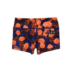 Short Orange Rose - Fleo