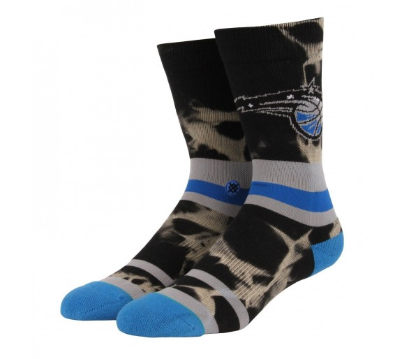 Chaussettes NBA ARENA MAGIC ACID WASH - Stance