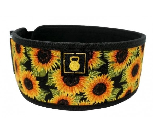 Sunflower Weightlifting Belt (TASIA PERCEVECZ Edition) - 2POOD