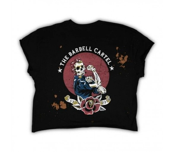 T-shirt Rebel.Co Propaganda - The Barbell Cartel
