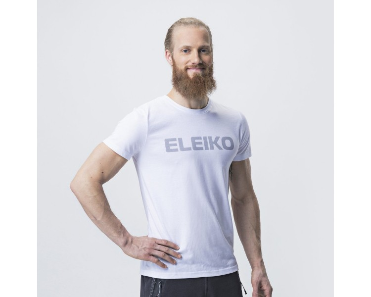 T-shirt Homme Energy (White) - Eleiko