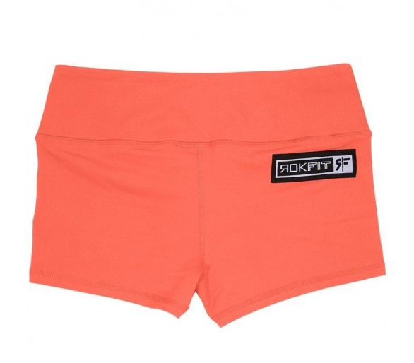 Booty Short Living Coral (Coral) - Rokfit