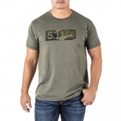 T-Shirt Homme Razzle Dazzle Legacy (Military green heather) - 5.11