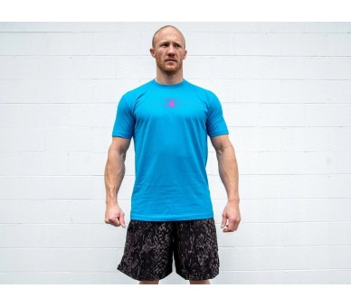 T-shirt Lift Heavy (Turquoise) - 2POOD