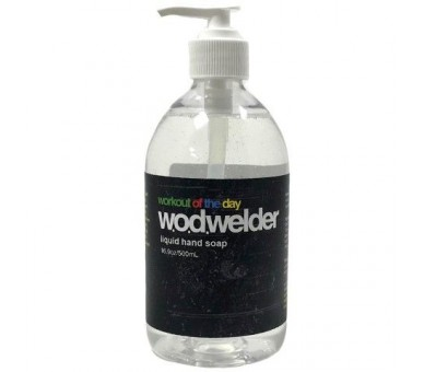 Liquid Soap (Peppermint and Eucalyptus) - WOD Welder