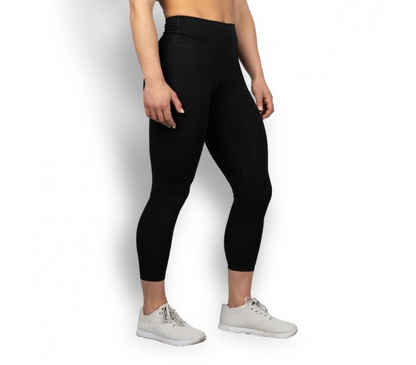 The Core Legging (Black) - The Barbell Cartel