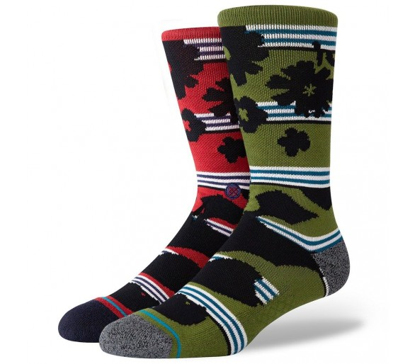 Chaussettes Berner Crew - Stance