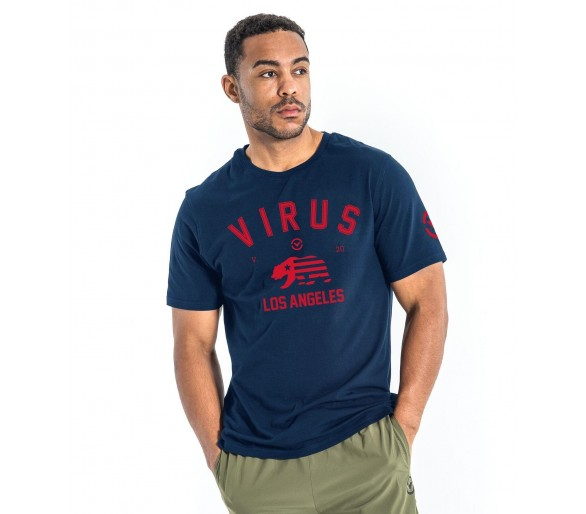 T-shirt Homme LA Bear - Virus
