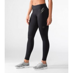 Legging Femme EAu7 Bioceramic Compression (Black/Black)  - Virus