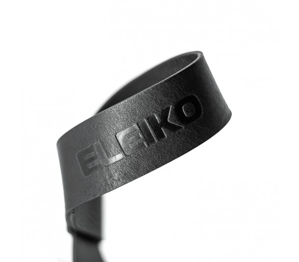 Leather Weightlifting straps - Eleiko