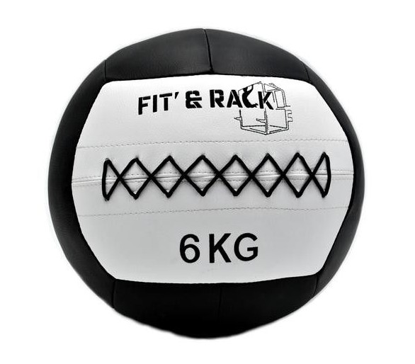Wall Ball Compétition - Fit' & Rack