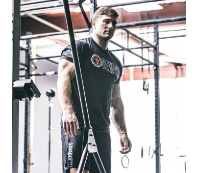 T-Shirt Homme - Bear Complex Savage Barbell - 8