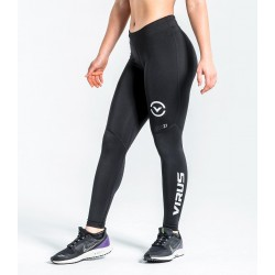 Legging Femme ECo21.5 Stay Cool V2 Compression (Noir) - Virus
