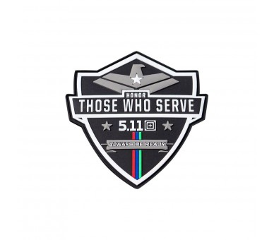 Patch Honor Those Who Serve - 5.11 Tactical