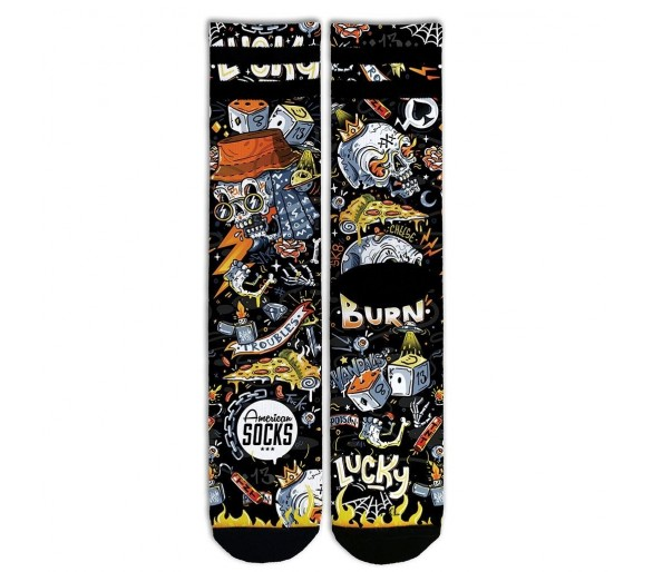 Chaussettes Lucky Vandals - American Socks