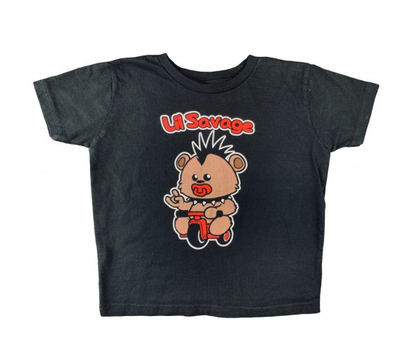 T-shirt Enfant Lil Savage Fozzy - Savage Barbell