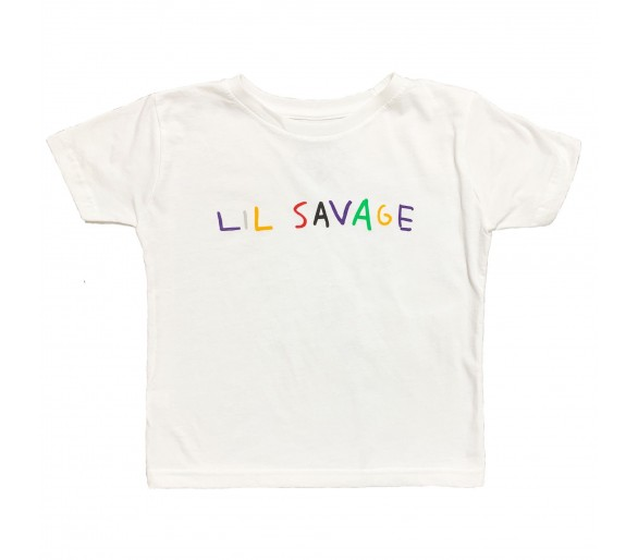 T-shirt Enfant Lil Savage Fresco - Savage Barbell