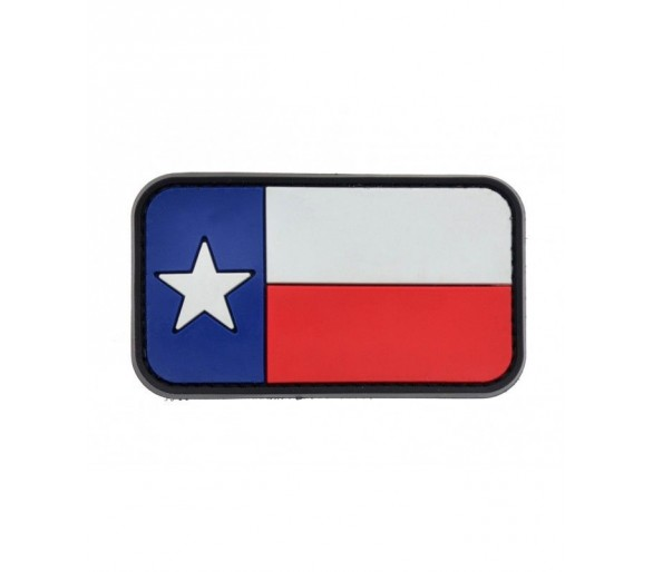 PVC Patch Texas Flag - Les Patchs