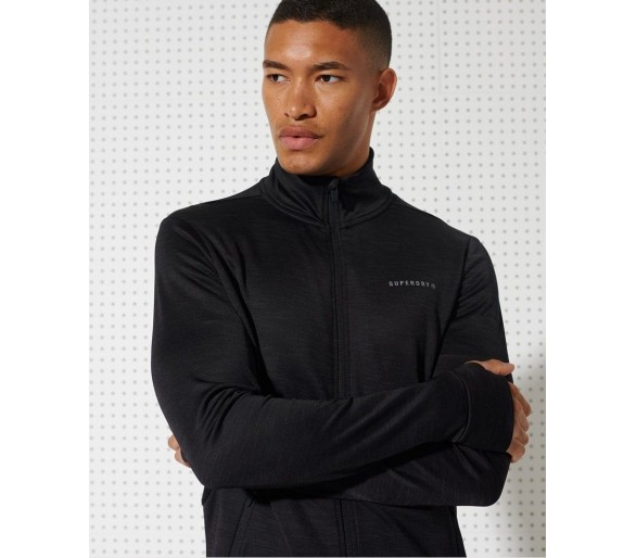 Jacket Man Training Track Top - Superdry